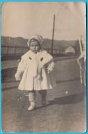 A BABY  ... Travelled 1918. From Maribor , Slovenia To Sv. Ivan Zelina , Croatia - Slovenia