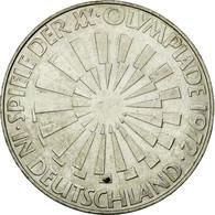 GERMANY - FEDERAL REPUBLIC, 10 Mark, 1972, Munich, SUP+, Argent, KM:130 - [ 7] 1949-…: BRD