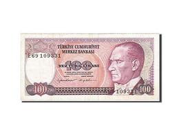 Turquie, 100 Lira, 1984-1997, KM:194b, 1984, SUP - Turchia