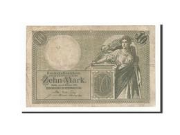 Allemagne, 10 Mark, 1906, KM:9b, 1906-10-06, TB+ - [ 2] 1871-1918 : Duitse Rijk