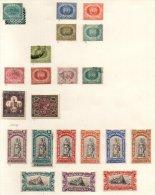 SAINT-MARIN - Petite Collection Neuve Et Oblitérée Avec Quelques Bons Timbres - 9 Scans - Collections, Lots & Séries