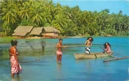 TAHITI - Return From Sea - Tahiti