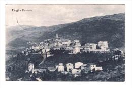 FIUGGI Panorama  Per Roma 3- 6-1929 Very Fine Used - Italy