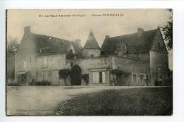 Château De La Richardie Champagnes Fontaine - France