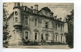 Abjat De Nontron Château De L'Etang - Autres Communes