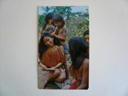 Peru - Explorama Lodge At Yanamono - Iquitos - Yagua Women Lice Picking - Non Viaggiata - Pérou