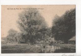 BELGIQUE . BELGIË . UN COIN DU PARC DU CHÂTEAU DE FONTAINE L'ÉVÊQUE - Réf. N°12882 - - Fontaine-l'Evêque
