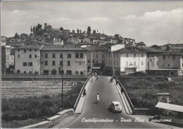 FIRENZE -CASTELFIORENTINO - PONTE ELSA E PANORAMA.......F - Firenze