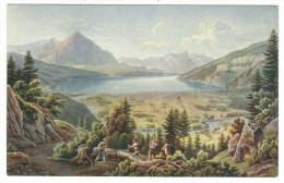 Suisse//Schweiz//Svizerra // Switzerland//Pro-Juventute // Carte Pro-Juventute Neuve 1920 No. 76 - Pro Juventute