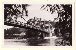 X27017 LES ANDELYS Eure Chateau GAILLARD Pont Suspendu  Lisez ! Aout 1951 Photo Véritable REANT 43 - Les Andelys