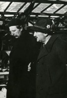 Autriche Norbert Bischoff Ambassadeur D'Autriche A Paris Ancienne Photo 1946 - Famous People