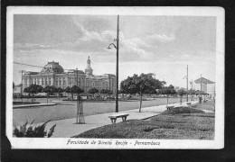 BRESIL PERNAMBUCO FACULTAD DE DIREITO RECIFE - Brésil