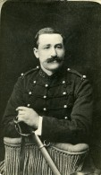France Portrait Militaire Armand Hennequin Ancienne Photo 1910 - Identified Persons