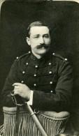 France Portrait Militaire Armand Hennequin Ancienne Photo 1910