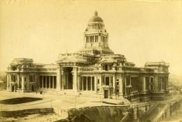 Belgique Bruxelles Palais De Justice Architecture Ancienne Photo 1880 - Photographs