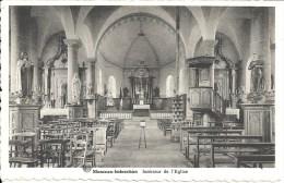 MONCEAU-IMBRECHIES : Intérieur De L'Eglise - Momignies