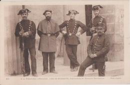 64 -- Pyrénées Atlantique -- A La Frontière D'Espagne -- Près De Biarritz -- Gendarmes Et Soldats Espagnols - Unclassified