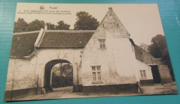 Postel (Mol) :  Abdij - Ingangspoort Met Portiershuis // Abbaye: Porte D´entréeet Maison Du Portier (2003) - Mol