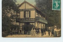 IS SUR TILLE - Hôtel Du Lac Près De La Gare. - Is Sur Tille