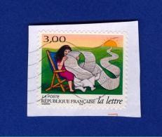 1997 N° 14  N° 3071 N° 3065 N° 13 N° 3070 N° 3064  FRAGMENT OBLITÉRÉ - France