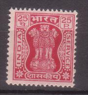 Indien , Dienstmarken , 1968 , Mi.Nr. 171 * Ohne Gummi - Dienstmarken