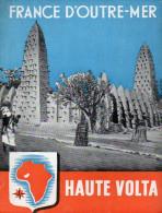 Dépliant   FRANCE D´OUTRE-MER : Haute Volta (PPP1924) - Reiseprospekte