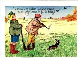 Cp - JEAN BELLUS N°88 - (chasse) - Altre Illustrazioni