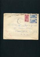LEBANON 1954 ENVELOPPE To USA. - Libanon