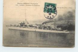 MARINE MILITAIRE FRANCAISE - Dard, Contre Torpilleur. - Guerre