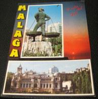 Spain Costa Del Sol Malaga 4906 Perla - Used - Málaga