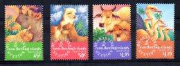 Cocos (Keeling) Islands - 1996 - Cocos Quarantine Station - MNH - Cocos (Keeling) Islands