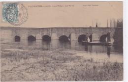 Tilchâtel - La Tille, Le Pont - France