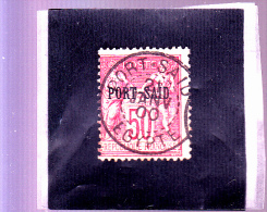 PORT-SAID : Y&T : 15 O - Port-Saïd (1899-1931)