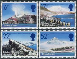 Falkland Isl. Dep. 1984. Michel #125/28  MNH/Luxe (TS16) - Falkland Islands