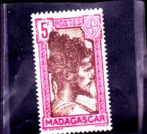 MADAGASCAR :  : Y&T : 283* - Madagascar (1889-1960)