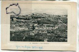- 3 - MÉDÉA - Vue Générale - Cadre,  1920, écrite En Mai 1915, BE, Scans.. - Medea