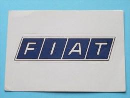 FIAT Super AUTO ( 112 ) Ed. Panini Modena ( Zie Foto Voor Details ) ! - Panini