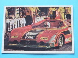 .... Fernet Tonic ....... () Super AUTO ( 103 ) Ed. Panini Modena ( Zie Foto Voor Details ) ! - Panini