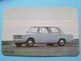 FIAT 124 ( Editie - Uitgave België / Zie Foto Voor Details ) ! - Autres Collections
