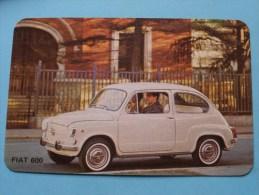 FIAT 600 ( Editie - Uitgave België / Zie Foto Voor Details ) ! - Autres Collections