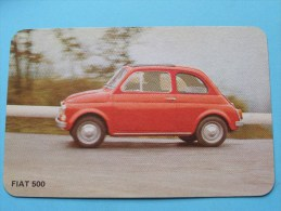 FIAT 500 ( Editie - Uitgave België / Zie Foto Voor Details ) ! - Otros