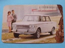 FIAT 1500 ( Editie - Uitgave België / Zie Foto Voor Details ) ! - Autres Collections