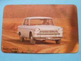FIAT LUNGA ( Editie - Uitgave België / Zie Foto Voor Details ) ! - Autres Collections