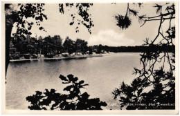 Nederland/Holland, Vught, De IJzeren Man, Het Zwembad, 1955 - Vught