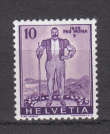 1934   EMISSIONS SPECIALES AVEC SURTAXE N° 2  NEUF**     CATALOGUE ZUMSTEIN - Svizzera