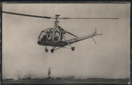 CPSM - HILLER 360 - Edition E.T.A.P. - Elicotteri