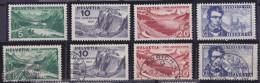 HELVETIA, 1931, Pro Juventute, N°250/253, Obli+**( 1524/80) - Gebraucht