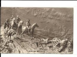 CPA  1916, Soir De Bataille   ( Napoléon 1er ) (164/165) - Usati