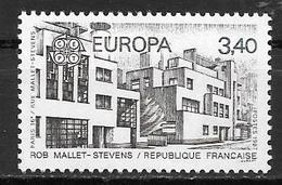 Année 1987 _ N° 2472** + 2488 ** + 2489 ** + 2490 ** - France