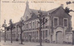 Ax - Cpa PUTEAUX - Avenue De St Germain - La Maison Des Soeurs De L'Assomption - Puteaux